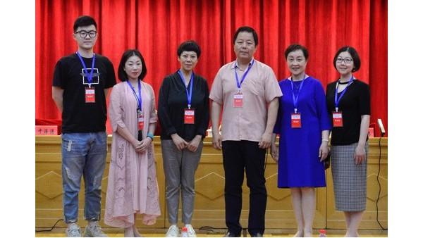 杭州市江干区朗协成立,夏雪当选副主席
