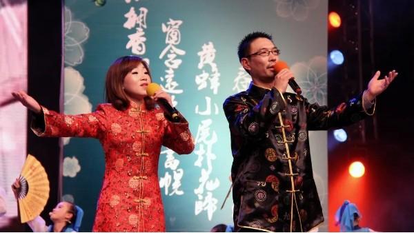 作品《伯温辞朝吟》省市电视台播出