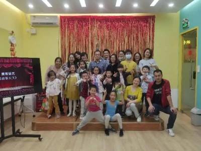 童言童语《故事大王》深圳首期主题活动圆满结束