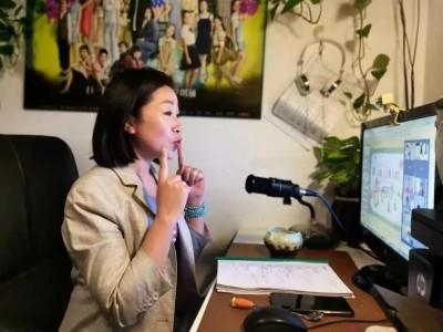 开启声音之旅,领略文字之美---罗马中华语言学校公益大课堂